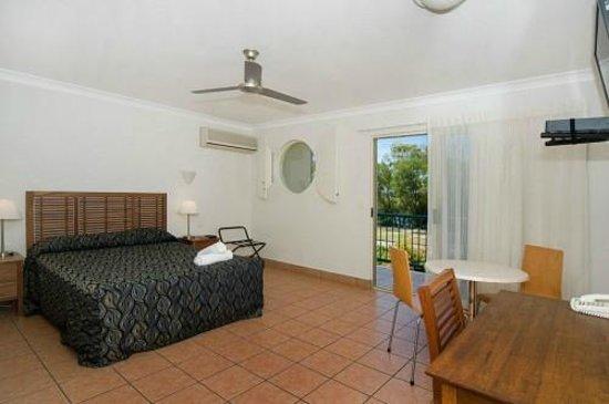 Anchor Motel : Spacious rooms