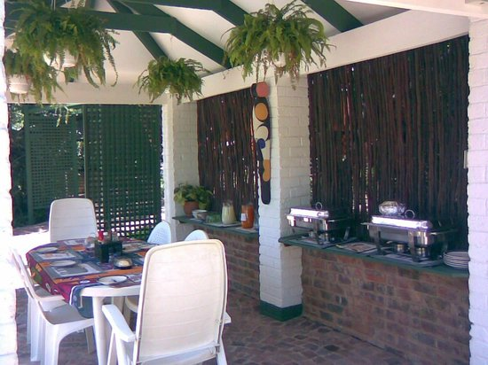 Ferndale Lodge: Gazebo