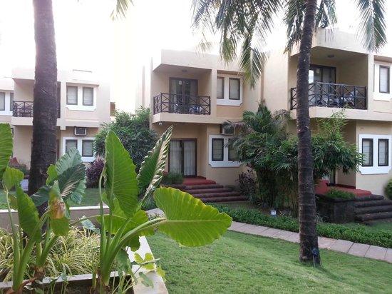 Whispering Palms Beach Resort : Rooms