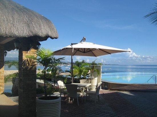 Danao Coco Palms Resort: The View