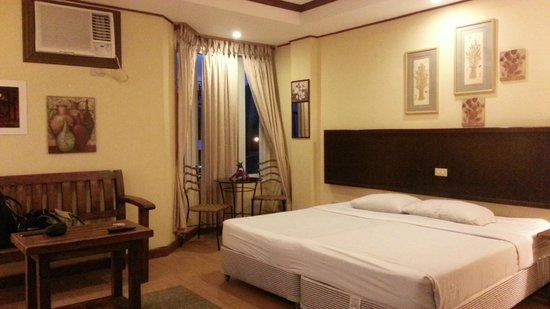 Subic Park Hotel: Deluxe Room