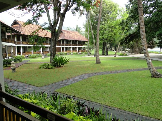 Kila Senggigi Beach Lombok: Территория отеля