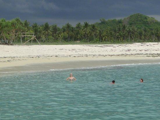 Kila Senggigi Beach Lombok : Поездка на пляж в Куту (экскурсия)
