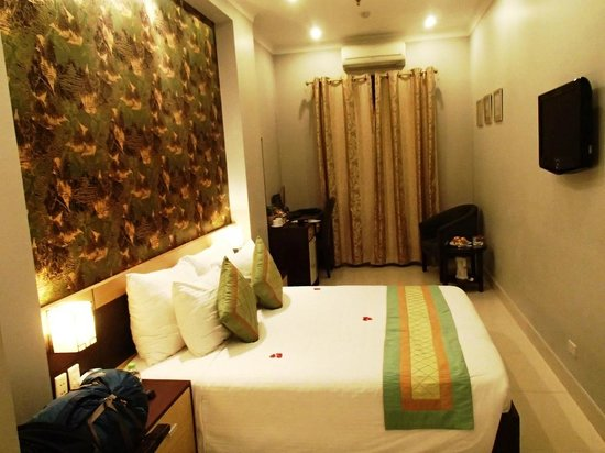 Hanoi City Palace Hotel: Great, comfy rooms