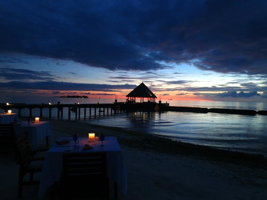 Coco Bodu Hithi: Arrival Jetty