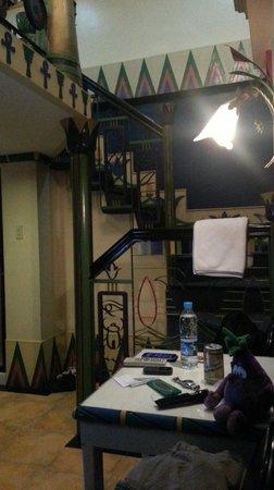 Shogun Suite Hotel: Attic/Duplex Room