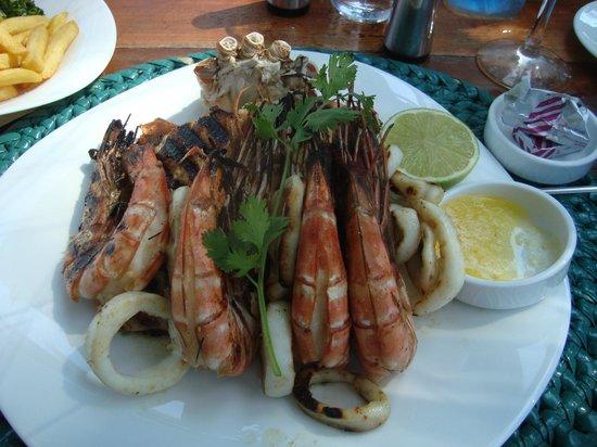 Lido Sea Food Grill: Seafood Platter