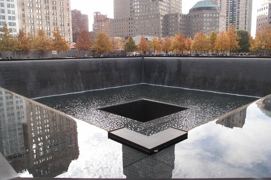 National September 11 Memorial und Museum: Reflections