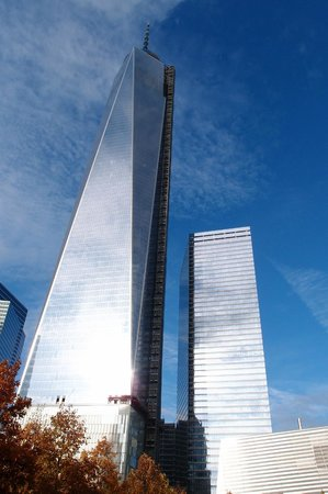 National September 11 Memorial und Museum: One World Trade