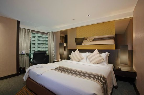 Golden Tulip Mandison Suites: Residence One Bedroom Suite