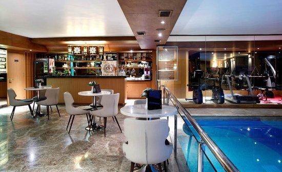 Darkhill Hotel : Spa vitamin bar