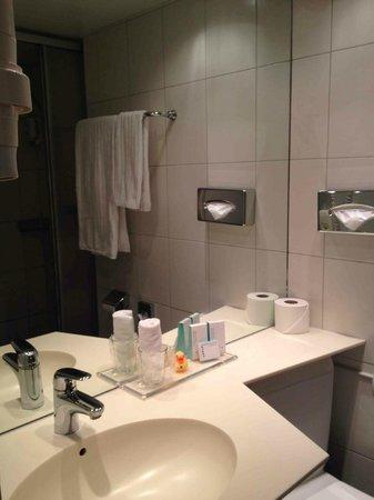 Sorell Hotel Aarauerhof: bagno