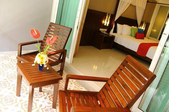 Railay Princess Resort and Spa: Princess Wing
