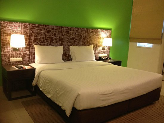 Legacy Express Sukhumvit by Compass Hospitality: Deluxe Room