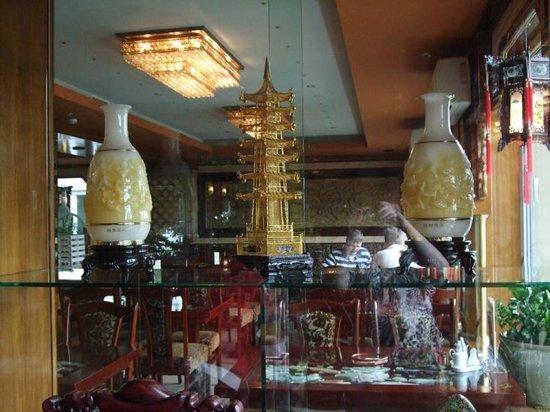 China Palast: красивые интерьеры