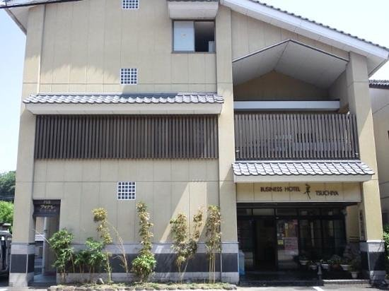 Hotel Tsuchiya: ホテル正面の外観です