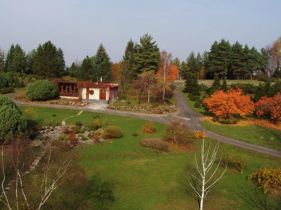 Arboretum Borova Hora