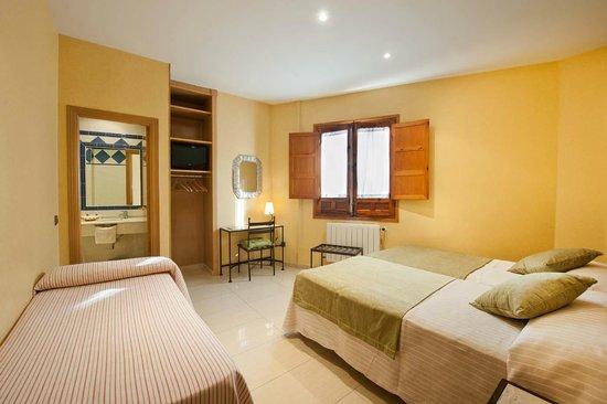 Hotel Sol : Habitación Triple