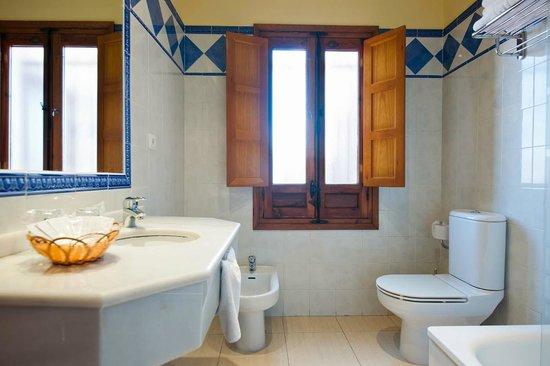 Hotel Sol : Cuarto de baño