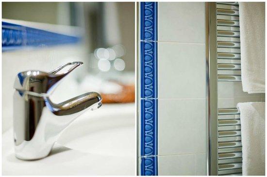 Hotel Sol : Detalle cuarto de baño