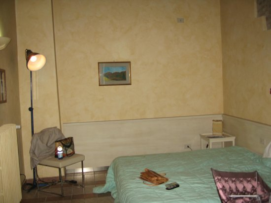 Residence Manassei: номер