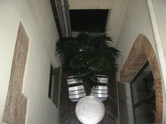 Residence Manassei: вид из номера