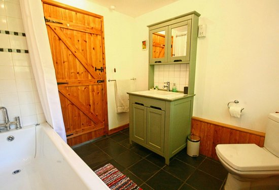 bathroom is warm with underfloor heating picture of old