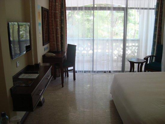 Sarova Whitesands Beach Resort & Spa: Room view