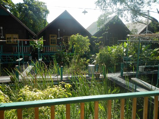 Sam's Guesthouse: Bungalows