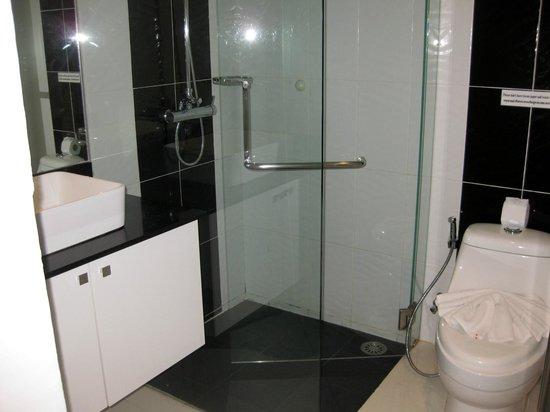 Siam Palm Residence : badeværelse