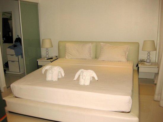 Siam Palm Residence : Værelse/suite