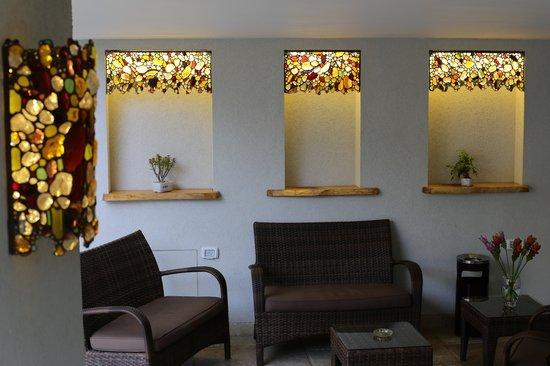 Arbel Suites Hotel: lounge