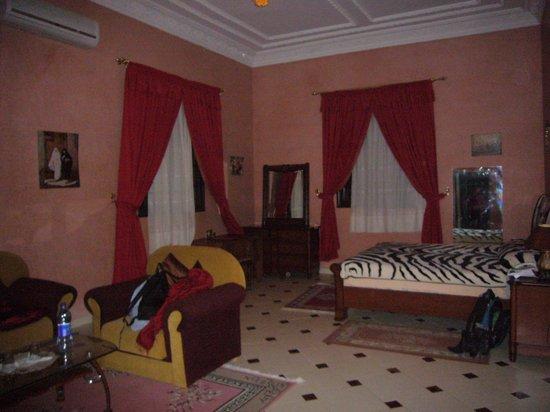 Riad Qodwa: room 1