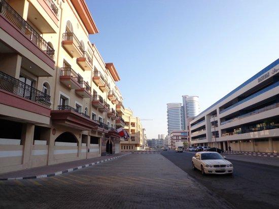 ARABIAN DREAMS HOTEL APARTMENTS (CLUB MAHINDRA DUBAI)