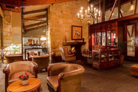 Arabella Hotel & Spa : Cristobal's Cigar Bar