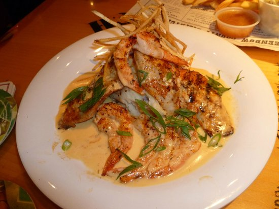 Bubba Gump Shrimp Co. Restaurant and Market: More shrimp