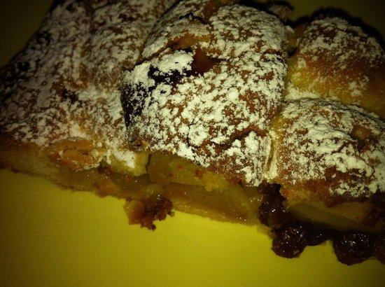 Bar gelateria tortuga: Torta di mele...!!! :-D