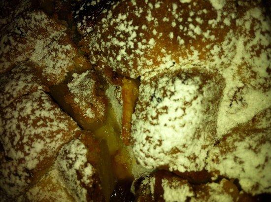 Bar gelateria tortuga: Torta di mele...buonissima!!!