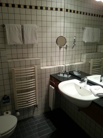 Hotel Alexander Plaza Berlin: Bathroom