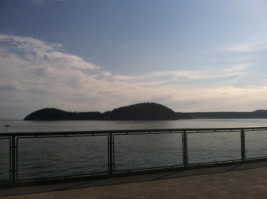 Washington State Ferries: Just a gorgeous day
