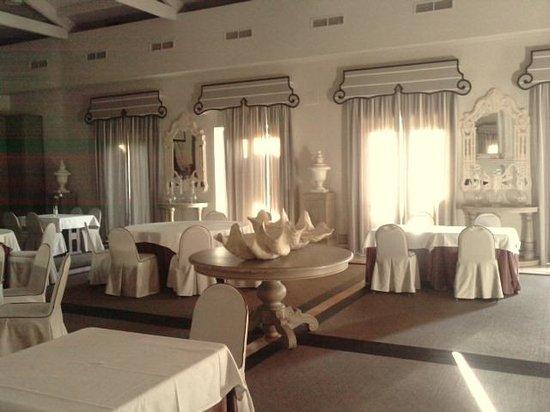 Hotel Castellar: COMEDOR