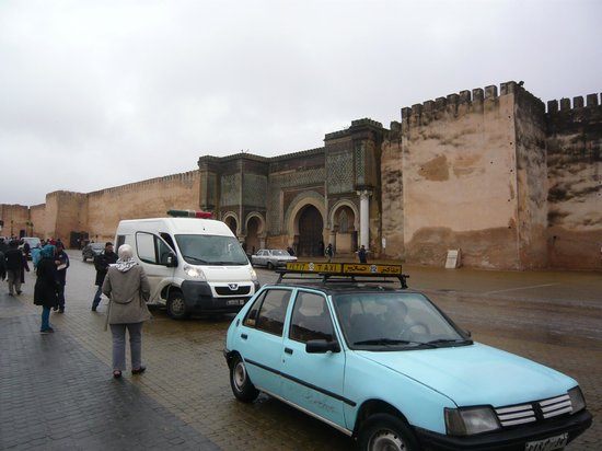 Bab Mansour Gate: Bab Mansour Meknes