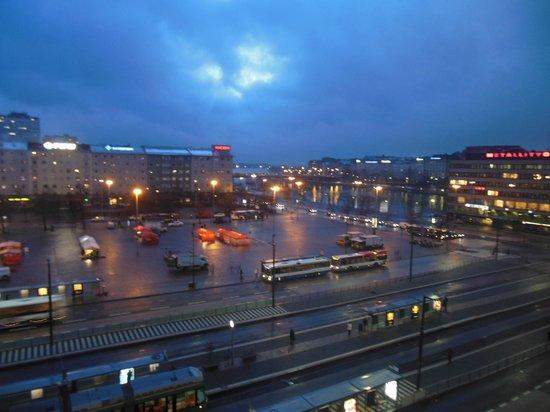 Cumulus Hakaniemi: From the window