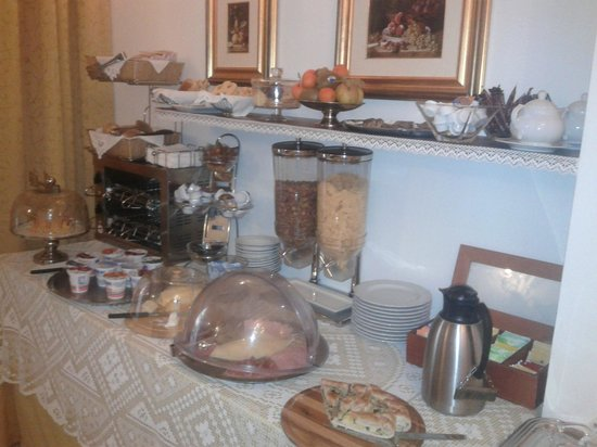 Alla Vite Dorata: ottima colazione!
