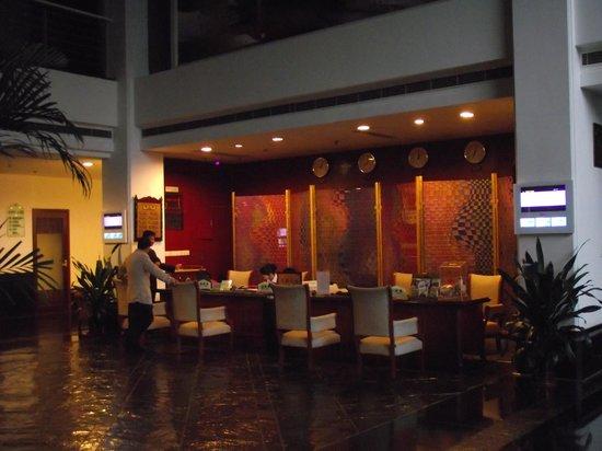 88 Park Hotel: De lobby