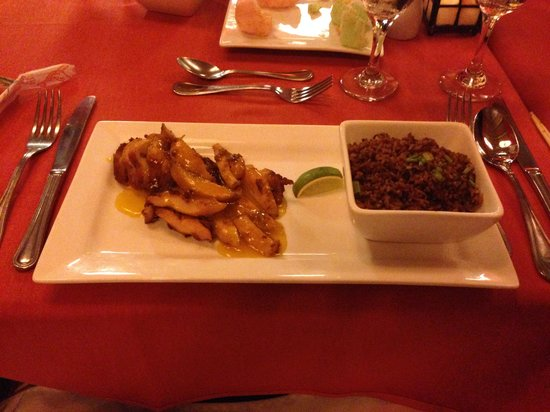 Dreams La Romana Resort & Spa: Food!!