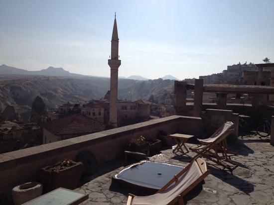 Argos in Cappadocia: teras3