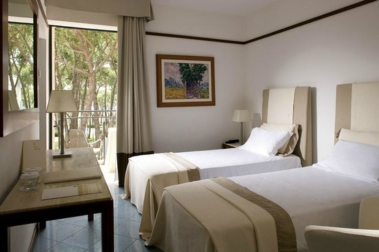 Hotel Bellevue & Resort : Camera doppia