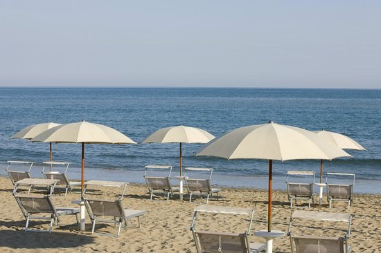 Hotel Resort Bellevue: Spiaggia