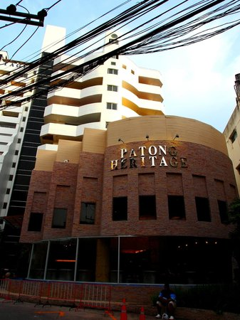 Patong Heritage: Hotel